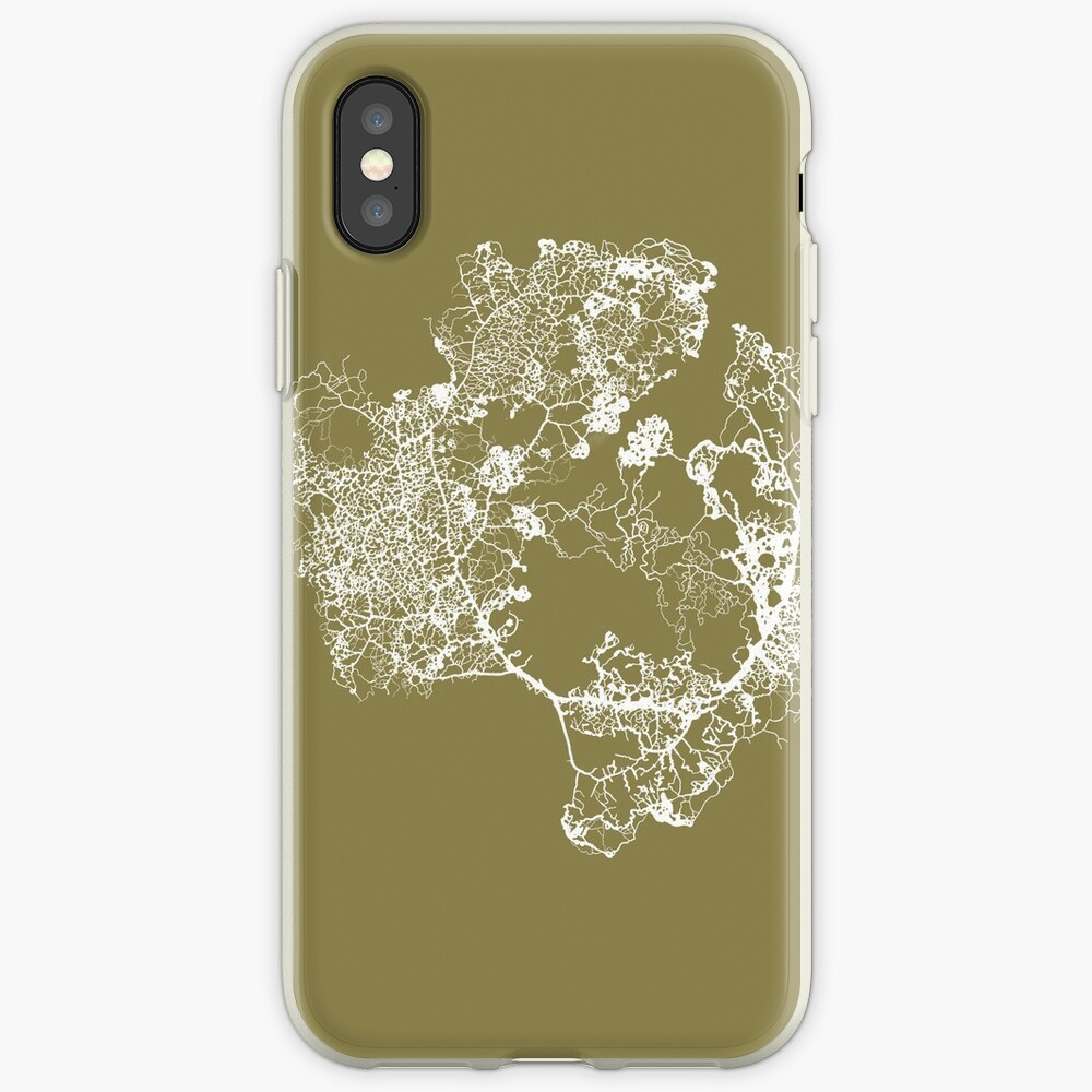 Physarum Polycephalum iPhone Case & Cover
