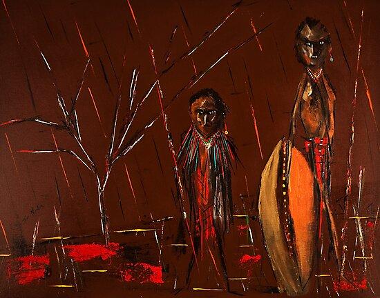 Massai by Tom Norton