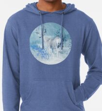 Merry Christmas From the North Pole, deer t-shirt Lightweight Hoodie