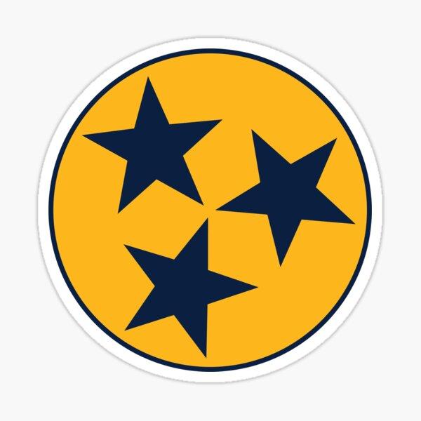 Tennessee TriStar - Nashville Predators NHL Sticker