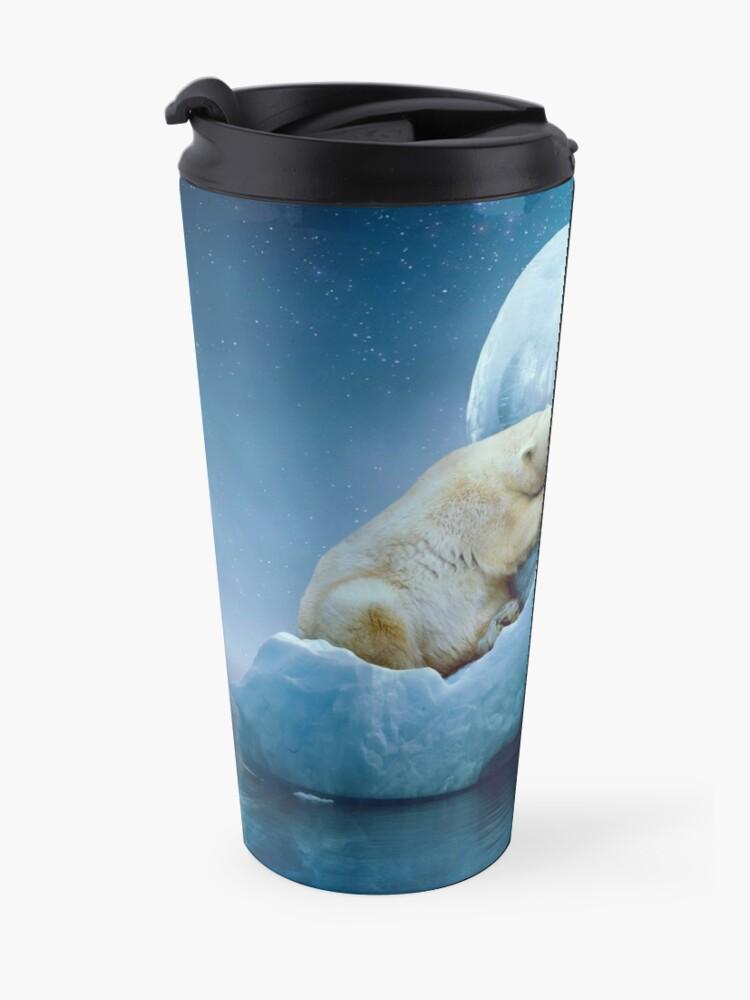 Alternate view of desiderium II Travel Mug