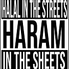 Halal in the streets haram in the sheets by afghanmemes