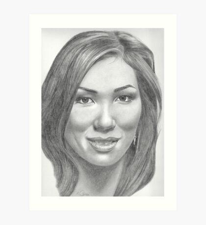 Michaela Conlin Art Print