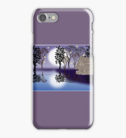 In the woods ( 1320 Views) iPhone Case/Skin