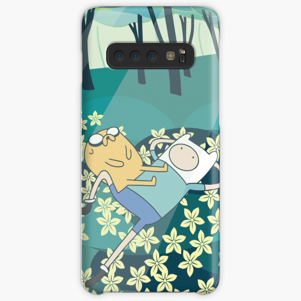 Field of Flowers (Adventure Time) Case & Skin for Samsung Galaxy