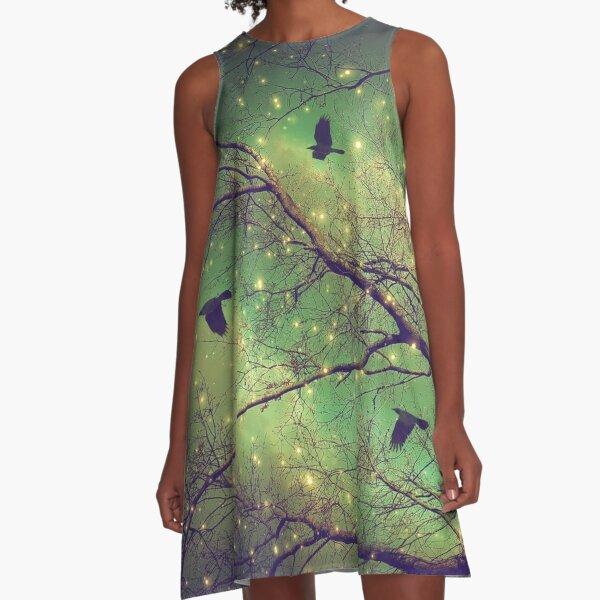 Where Dusk Meets Dawn A-Line Dress