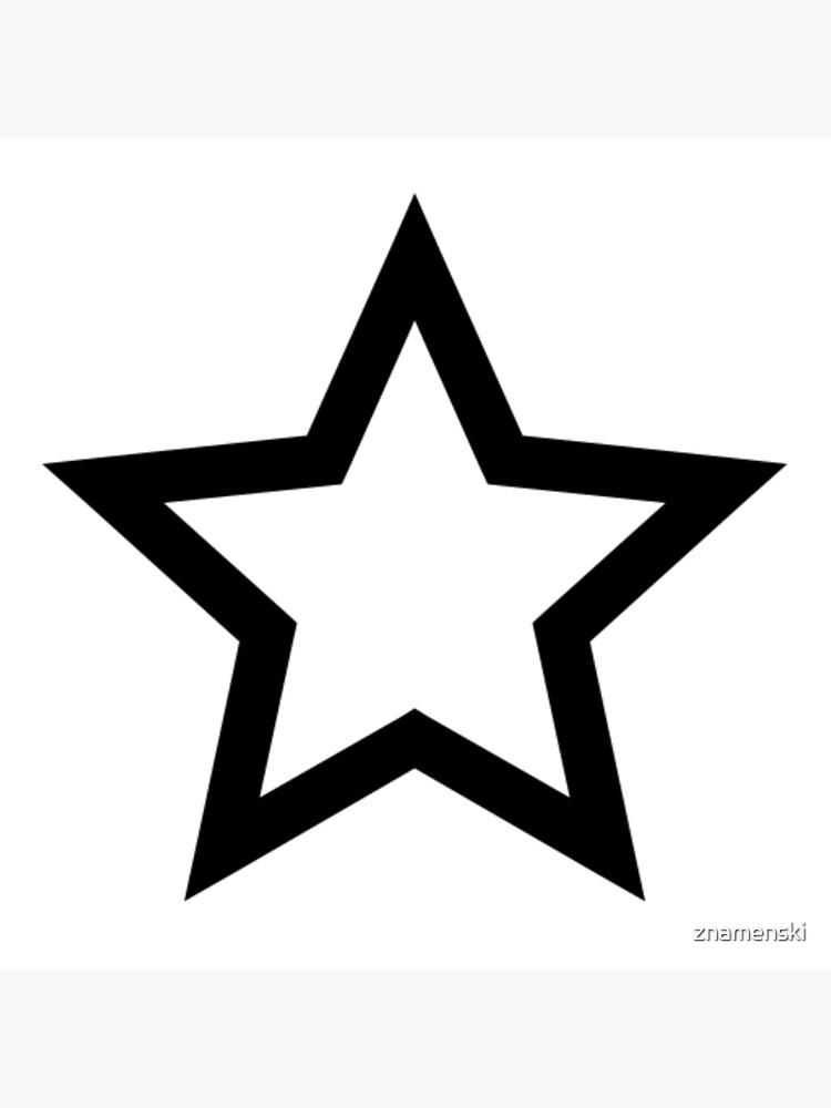 #Star #Symbol  #Sign by znamenski