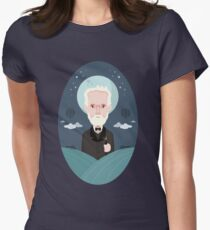 Jules Verne Womens Fitted T-Shirt
