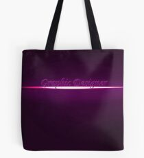 Proud to be a Graphic designer  Tote Bag