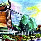 Mill by Font  Rodica-Luminita