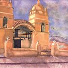The Mission by Sandro Vivolo