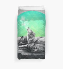 Echoes of a Lullaby Duvet Cover