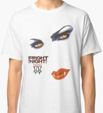 Fright Night White Classic T-Shirt