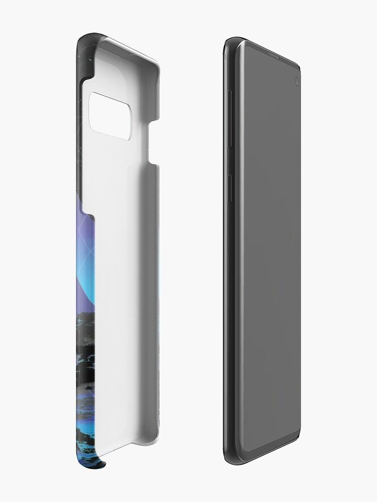Alternative Ansicht von Weder echt noch imaginär Hülle & Klebefolie für Samsung Galaxy