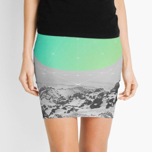 Middle Of Nowhere II Mini Skirt