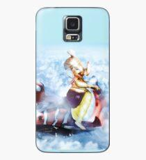 Lord Ganesh on a bike Case/Skin for Samsung Galaxy