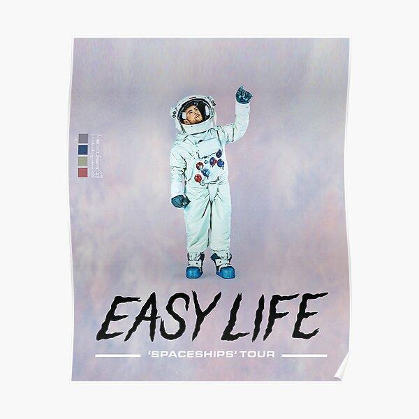 Sabatuh Easy Life habits UK & European Tour 2019 Poster