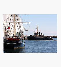 Port Scenes Photographic Print