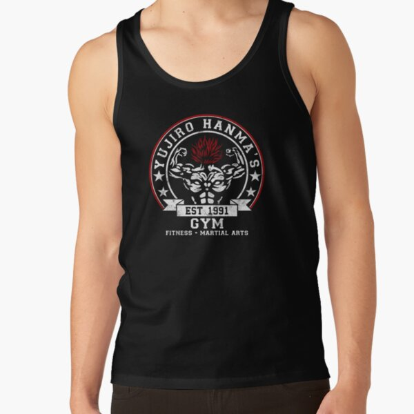 Strongest Gym on Earth Tank Top
