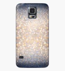 Schimmer des Lichts Hülle & Klebefolie für Samsung Galaxy