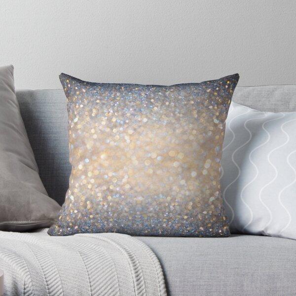 Glimmer of Light Throw Pillow