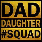 Vater-Tochter-Squad von American  Artist