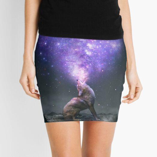 All Things Share the Same Breath Mini Skirt