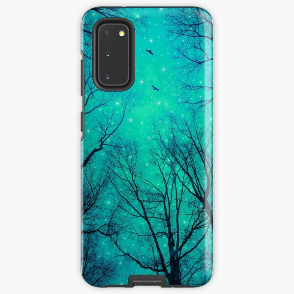 A Certain Darkness Is Needed II Samsung Galaxy Tough Case