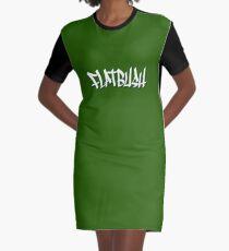 FLATBUSH Graphic T-Shirt Dress