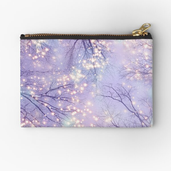 Each Moment of the Year Zipper Pouch