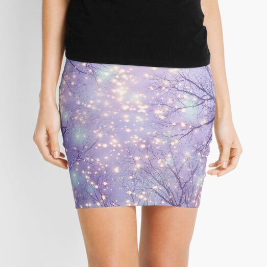 Each Moment of the Year Mini Skirt