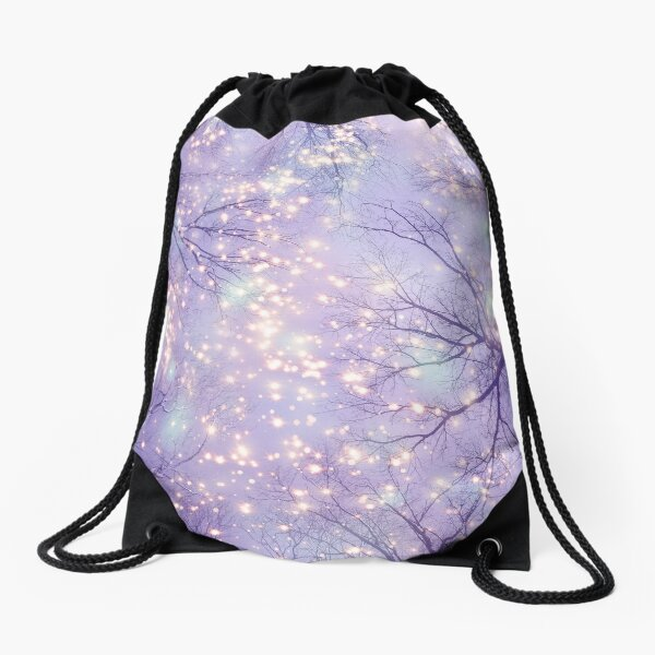 Each Moment of the Year Drawstring Bag