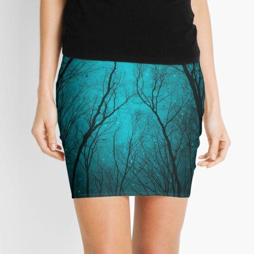 Endure the Darkness Mini Skirt