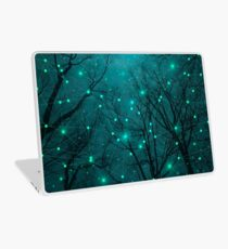 Silently, One by One, the Stars Blossomed Laptop Skin