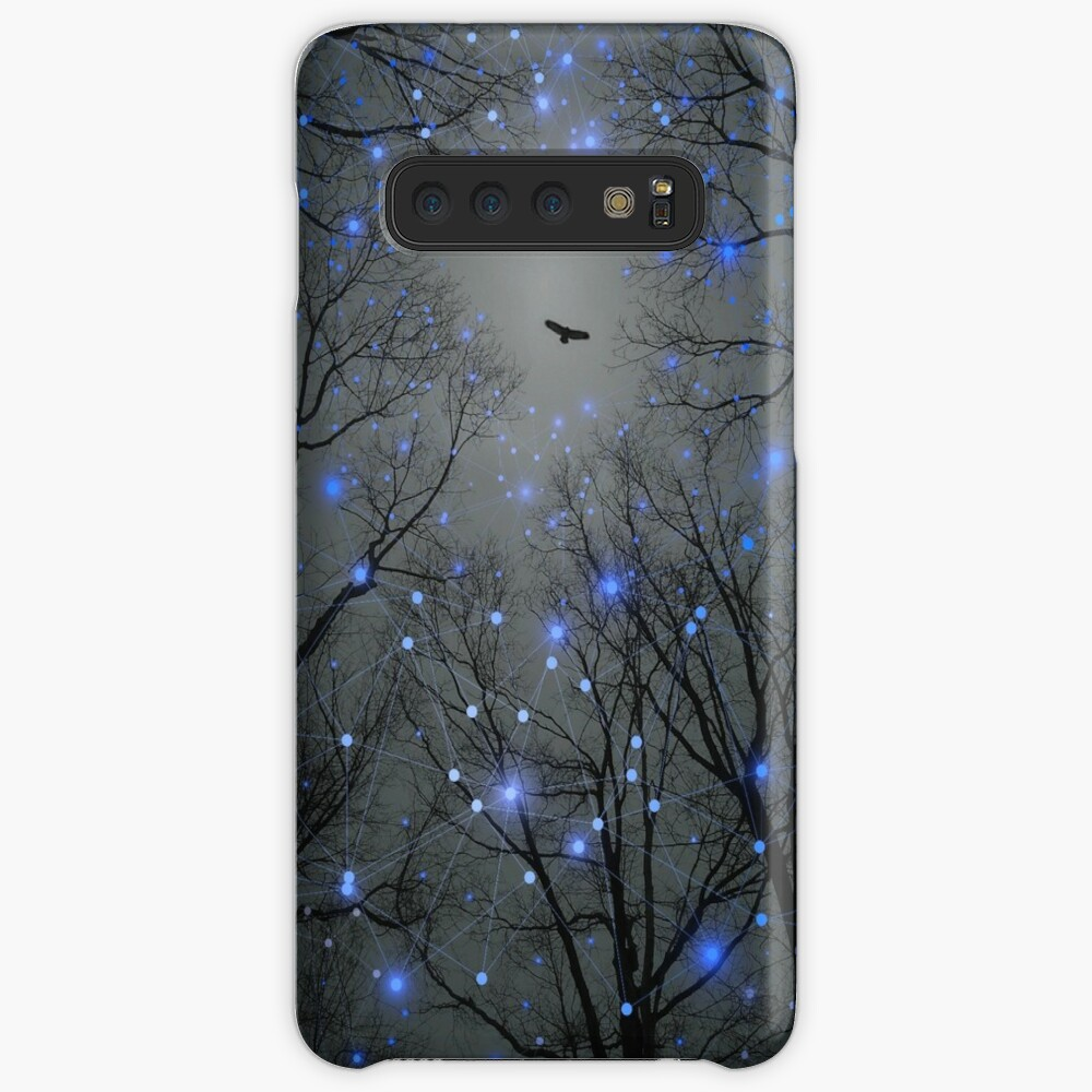 The Sight of the Stars Makes Me Dream Case & Skin for Samsung Galaxy