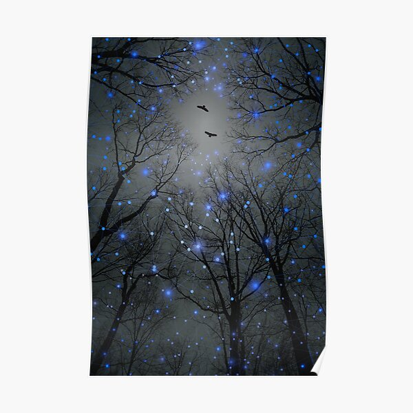 The Sight of the Stars Makes Me Dream Poster