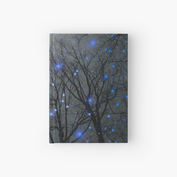 The Sight of the Stars Makes Me Dream Hardcover Journal
