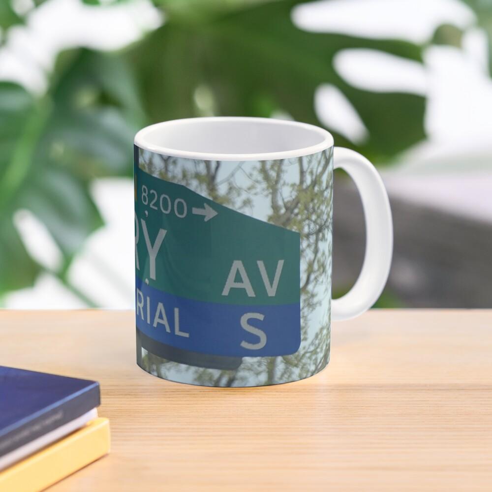Henry Ave  Mug