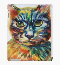Cat- A- Tude iPad Case/Skin