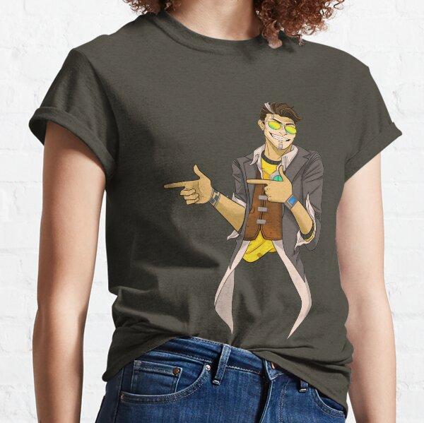 Handsome Jackhole Classic T-Shirt