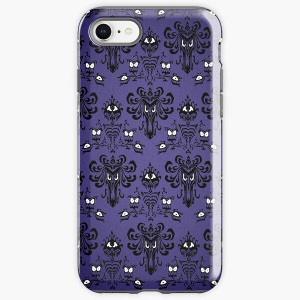 Haunted Halls iPhone Tough Case