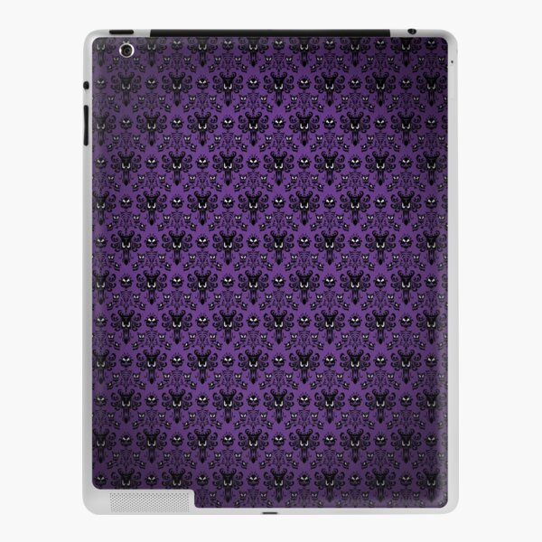 Haunted Halls iPad Skin