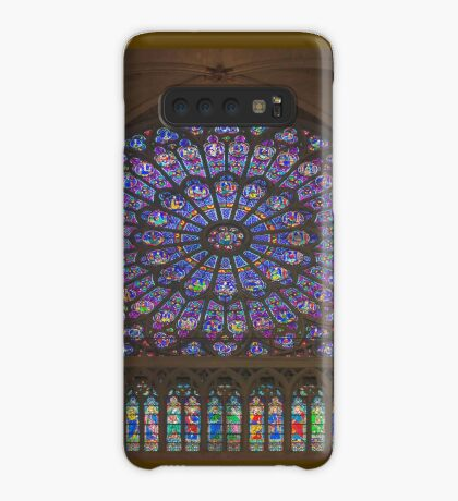 In Homage of the Notre-Dame Cathedral in Paris - LOVE wins in the end! Case/Skin for Samsung Galaxy