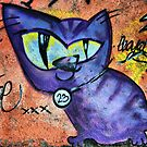 Edinburgh Graffiti - Grin by Andrew Ness - www.nessphotography.com