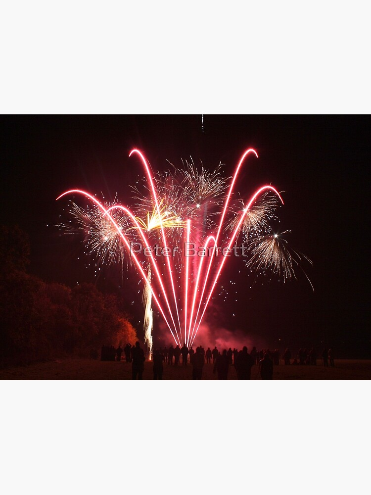 Firework Display by hartrockets