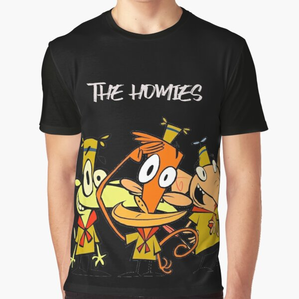 Homies Graphic T-Shirt