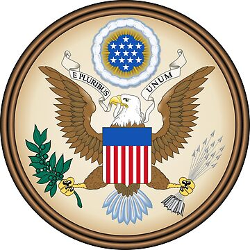 Great Seal of the United States by znamenski