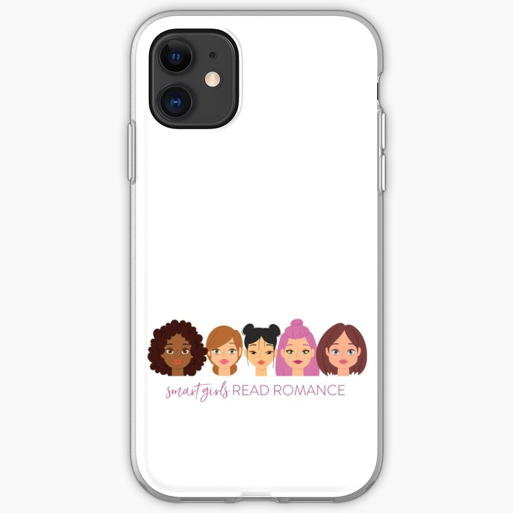 Smart Girls Read Romance iPhone Soft Case