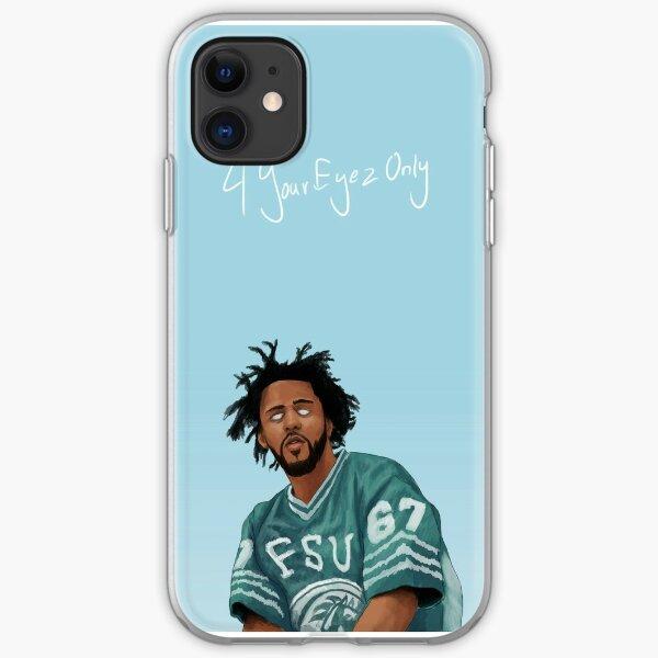 J-cole iPhone Soft Case