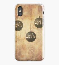 It´s Raining Love iPhone Case/Skin